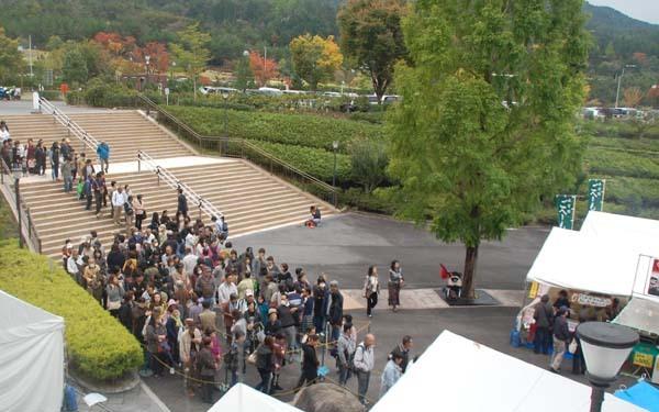 【中山道中津川宿 ふるさとじまん祭】中津川の秋の一大イベント ふるさとじまん祭が始まりました。 border=