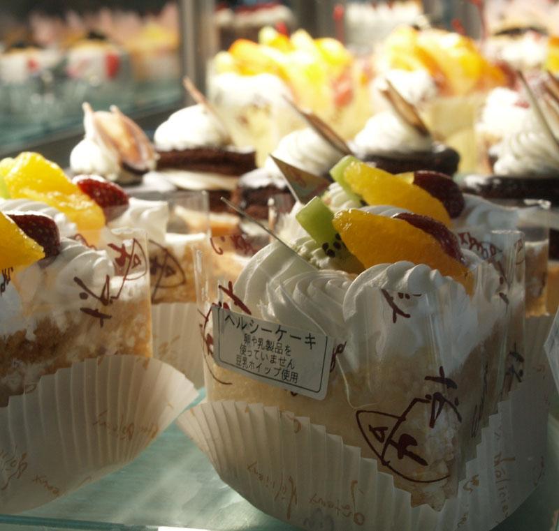 ケーキ工房悦造