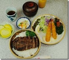 【おいしいお昼ごはん 神戸館】ステーキ専門店ならではの味とボリューム。