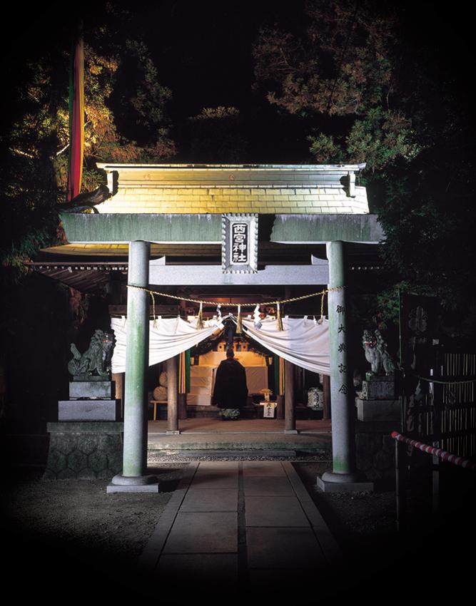 中津川の1年は十日市から!東濃地区最大級の初えびす。