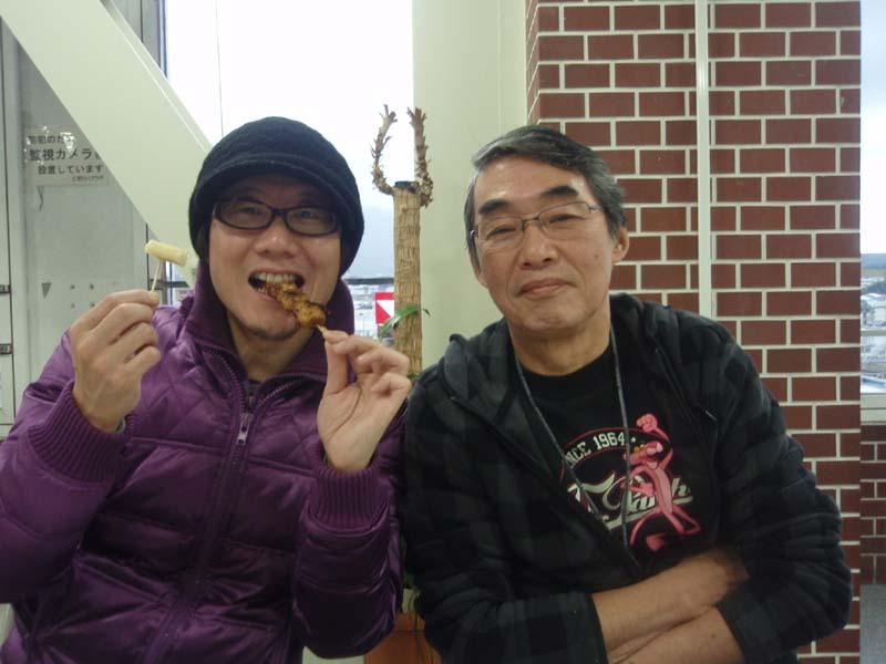 中津川の名物といえば!しょうゆが焦げるあの味が、おうちでも?