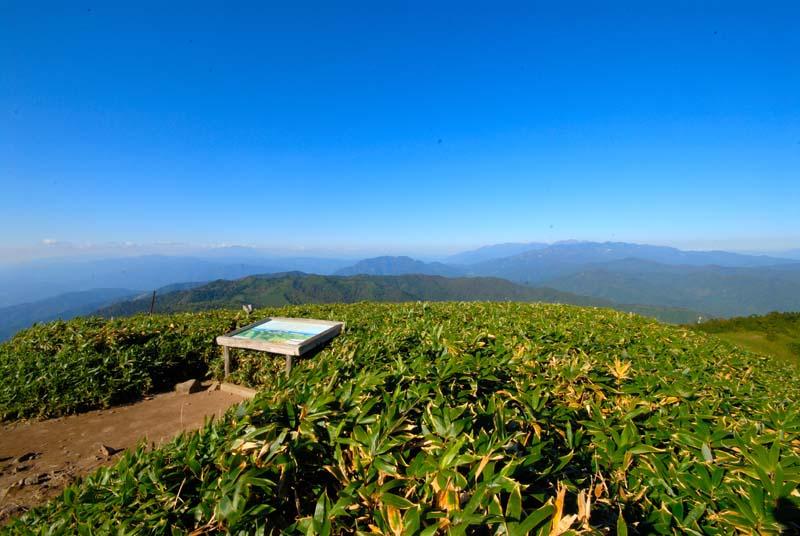 360度の大パノラマから、日本中に元気を!富士見台高原・恵那山山開き border=