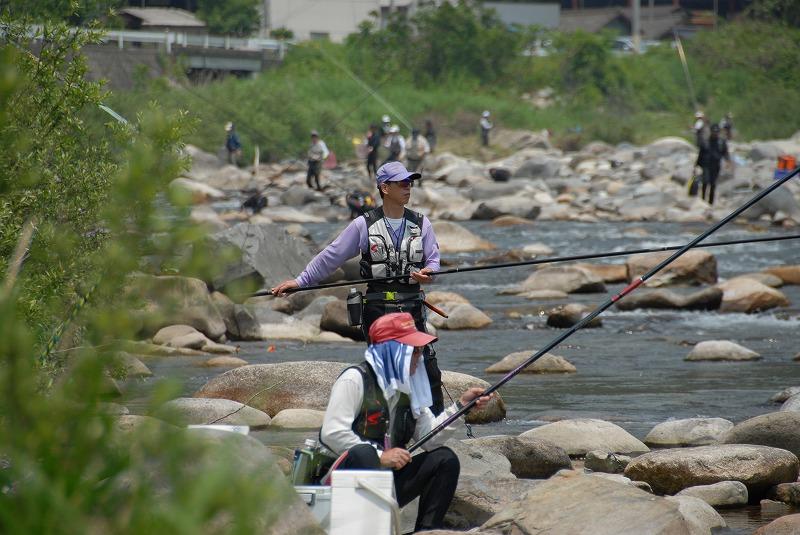 まもなく解禁!鮎の友釣り(付知川・川上川・落合川・共同漁場)