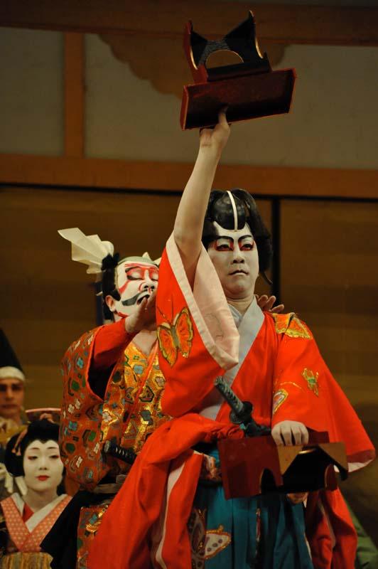 今年の東濃歌舞伎大会はちょっと違う???きっとあなたも地歌舞伎の世界にはまります。 border=