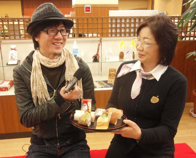栗きんとんだけじゃない、中津川の冬お菓子。 border=