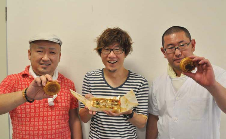 8月15日のてくてく中津川は・・・?中津川っ子のおやつのお店「あけぼの」がNEWになりました!