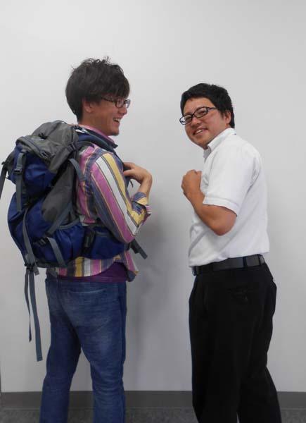 7月10日のてくてく中津川は・・・?「観光協会のたぐっちーです!僕がおすすめする夏の中津川!!」です。
