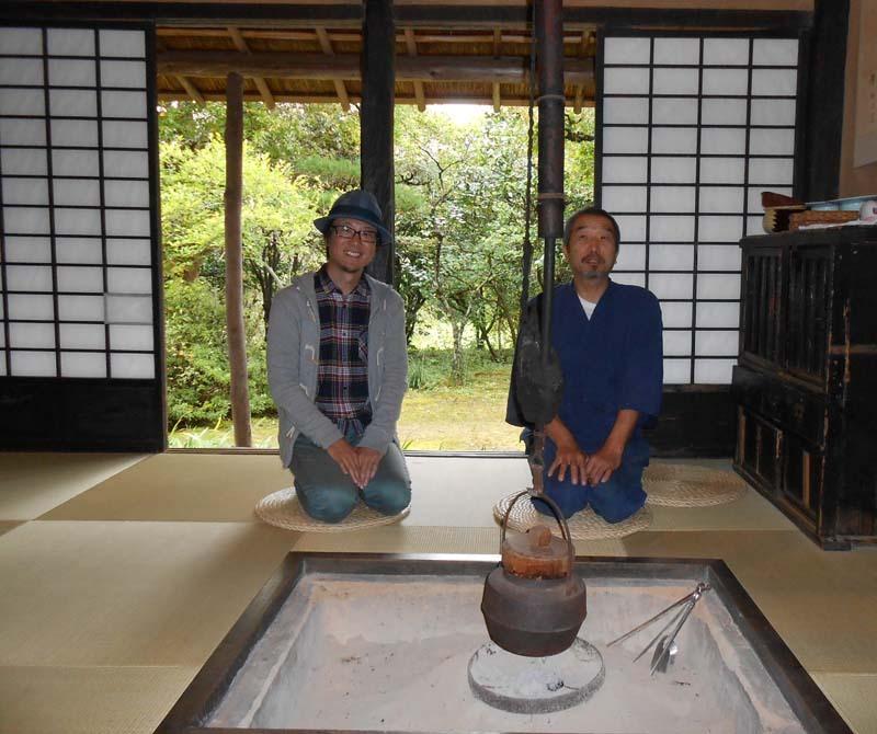 11月20日のてくてく中津川は・・・?一棟の古民家をわがものとし、ゆるりと時のはざまを過ごす。 離れの宿 長多喜。