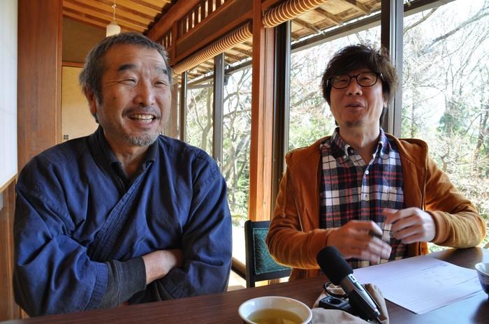 4月9日のてくてく中津川は...?今が旬 山菜。そして間もなく楽しめる鮎。長多喜の吉田さんにうかがいます border=