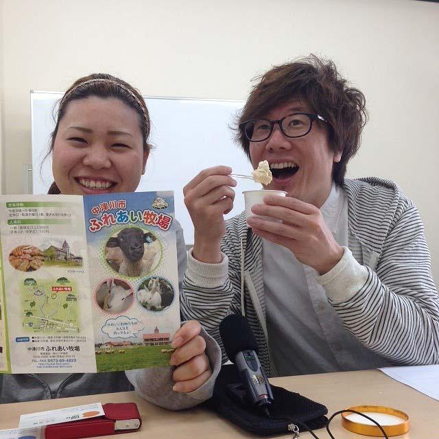 5月7日のてくてく中津川は・・・?中津川市ふれあい牧場は赤ちゃんラッシュ♪ドッグラン(わんわん広場)も新設しました。