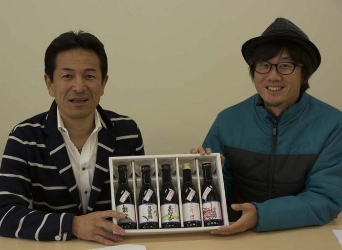 12月24日のてくてく中津川は・・・?「物語のあるお酒と食品」がキャッチフレーズ。中山道大鋸。