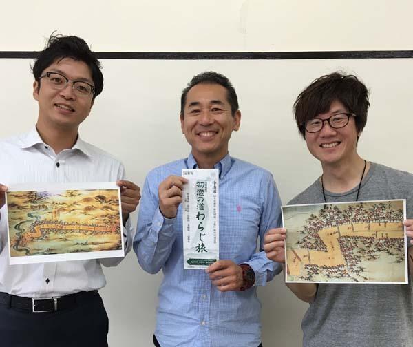 7月7日のてくてく中津川は・・・?江戸の歴史がそのまま残る、不思議なまち中津川を再発見。 border=