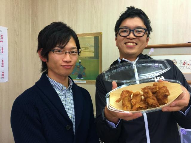 1月11日のてくてく岐阜歩き中津川は...?チョコレートショップ?いえいえ焼き鳥とから揚げの専門店 中村屋です。 border=