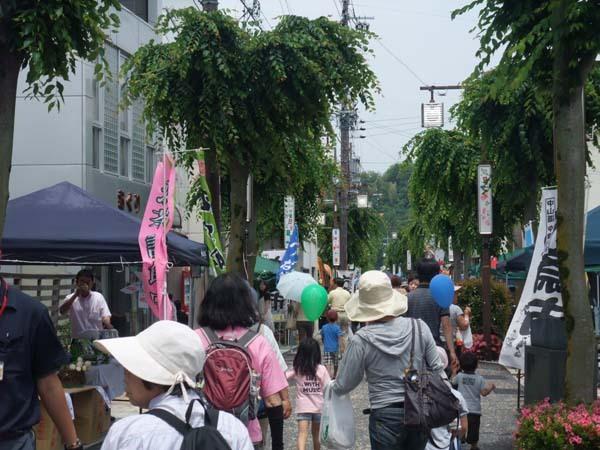 5月31日のてくてく岐阜歩き中津川は...?旬の味めぐりにいろいろな体験!6月の六斎市は楽しいよ!!